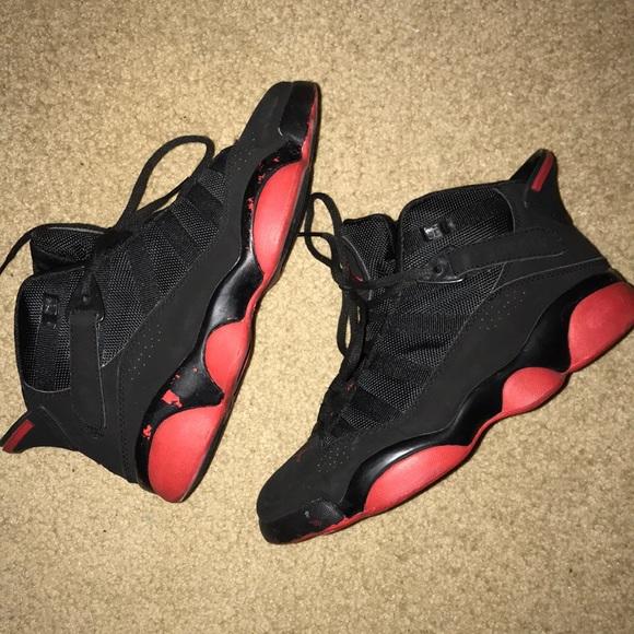 Air Jordan Other - Red   Black Jordan s f8c4486789ea